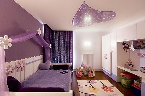 5 Girls Bedroom Ideas to make her love with the room.
