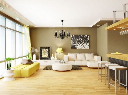 5 Ways to Create a Lovely Living Room.