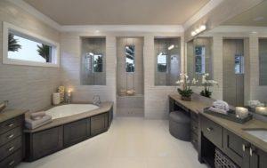 Beautiful bathroom design decor