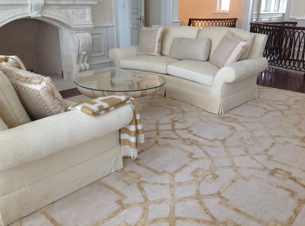 5 Living Room Rug Ideas to Beautify Living Space -