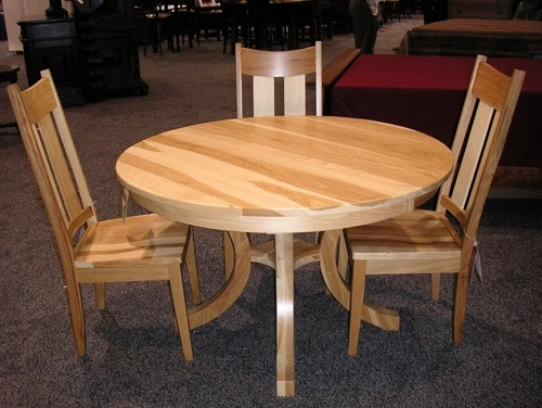 Hickory Wood Furniture design ideas for home.