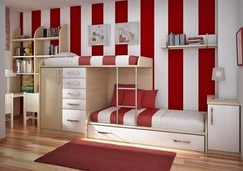 Latest Bedroom Ideas Just for Teenagers.