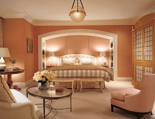 Lightning in room increases the beauty of your personal bedroom.