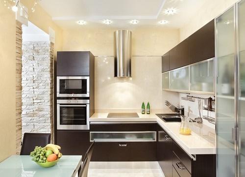 Simple ways to design Modern Kitchen.