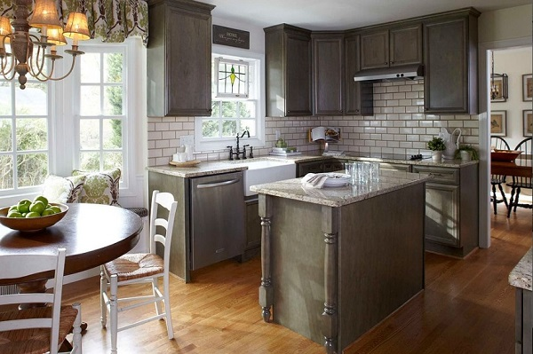Small kitchen design by homedecorbuzz