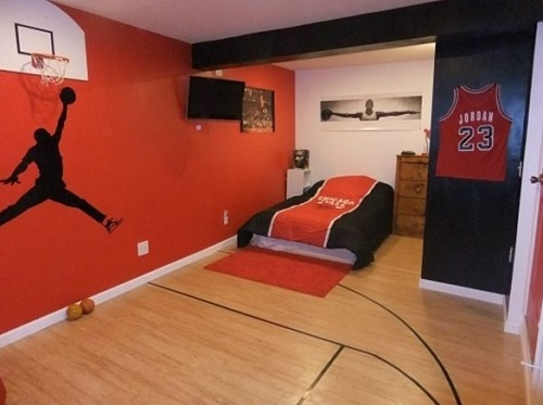 7 mind blowing ideas for boys bedroom for Themed bedrooms for boys