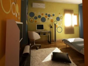 Teenage boy bedroom decor