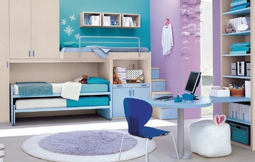 Teenagers Bedroom Ideas mixed up with childhood and adulthood room decor.