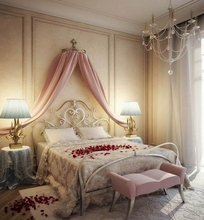 Valentine Day Bedroom Decor Ideas.