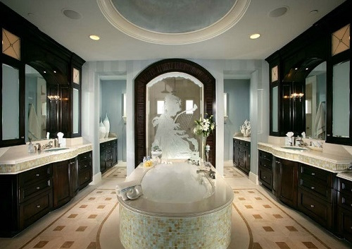 5 Ideas to decorate Master Bathroom.