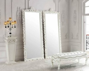Decorate bedroom with mirrors.
