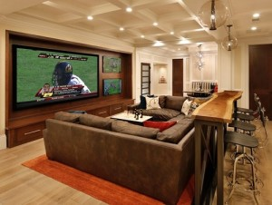 How to make living room sound like a movie theatre.