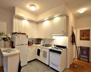 Kitchen storage helpful to lower decorating cost price.