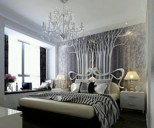 Lovely Bedroom Designs for Couples.