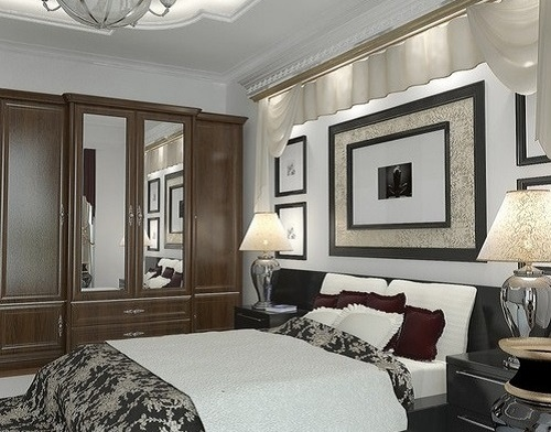 7 Great Ideas to decorate bedroom with mirrors