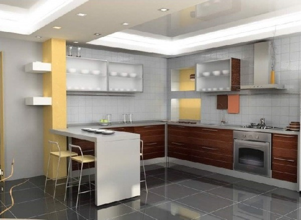 Open kitchen design picture by homedecorbuzz