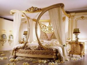 Royal bedroom design ideas for couples