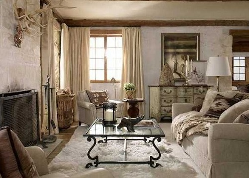 Top 5 ideas for Rustic Home decor.