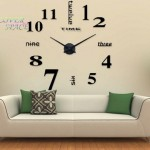 13 Wall clock Ideas for your Home
