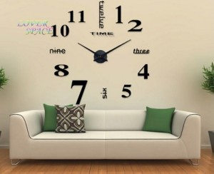 13 Wall clock Ideas for your Home.
