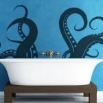 Bathroom Wall Art Ideas for boys bathroom