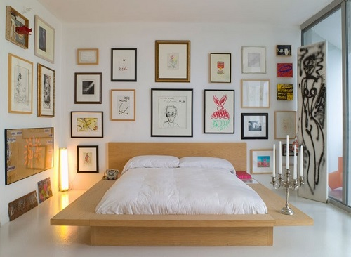 Creative ways to decorate bedroom for adults.