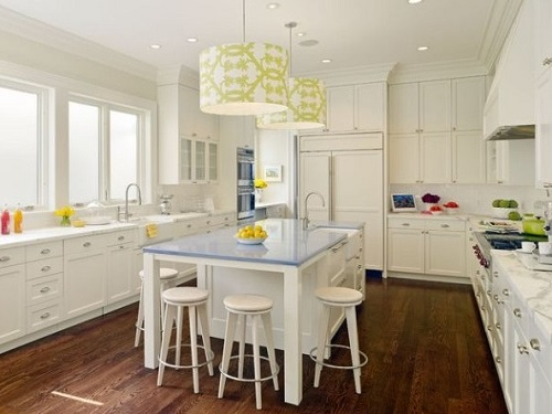 How kitchen design matters in home decoration.