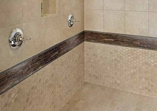 How to choose bathroom tiles.