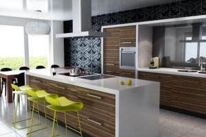 Simple kitchen cupboard design ideas.