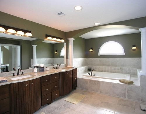 5 Bathroom Lighting Ideas