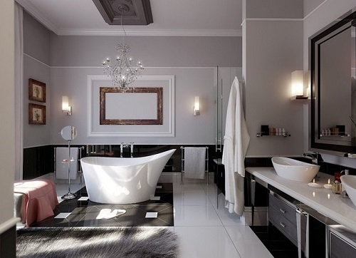 Luxury Bathroom Interior Design Ideas