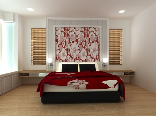 Romantic bedroom interior designing ideas Romantic bedroom interior ideas