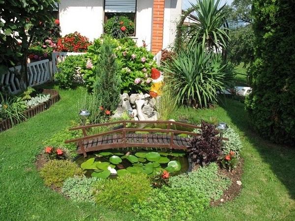 Garden art decor ideas