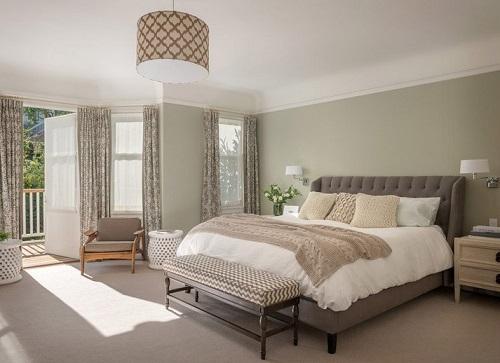 Grey And Cream Bedroom Interior Decor Home Decor Buzz
