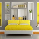 Grey Color schemes for bedroom design