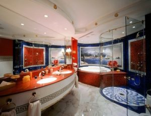 Top luxury bathroom decorating ideas