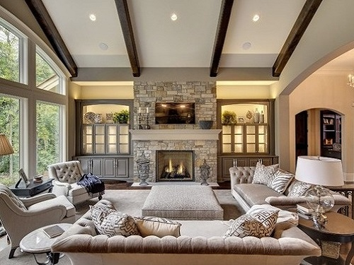 5 Ideas to remodel Living Room |