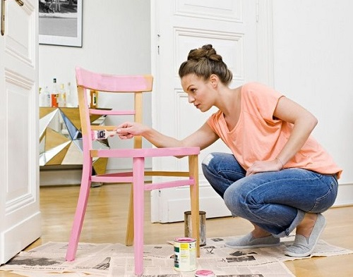 8 Common Mistakes made While Painting Furniture.