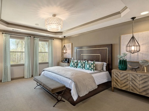 Ideas to remodel bedroom interior design.