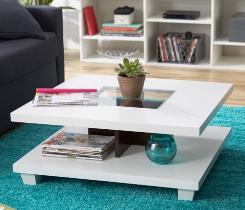 7 Ideas to decorate Living room coffee table |