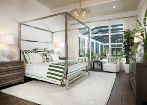Bright bedroom interior designs for guest room decor
