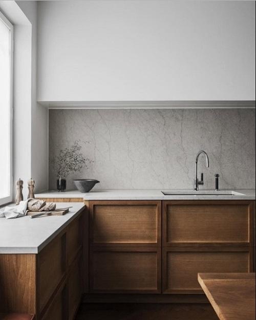 24 Grey Kitchen Cabinets Designs Decorating Ideas: Best Grey Kitchen Designs, Ideas, Cabinets, Photos