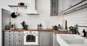 Grey Kitchen Designs, Ideas, Cabinets, Photos