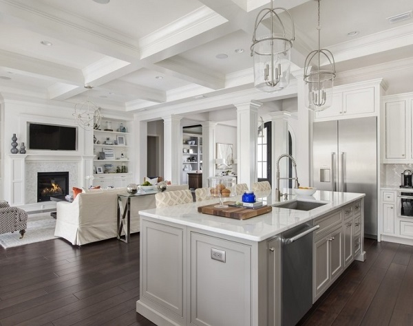 Modify kitchen to attract buyers while selling home