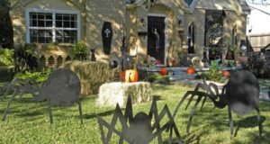 Haunting Halloween Home Decor Ideas