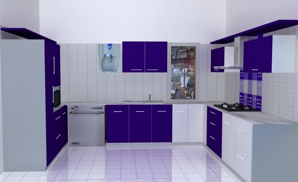 Modular kitchen interior designs