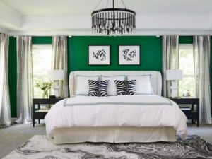 Green bedroom decorating ideas by homedecorbuzz