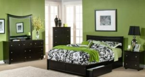 Green Bedroom Designs, Ideas, Interior Decor, Photos