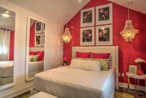 luxury pink bedroom interior design picture