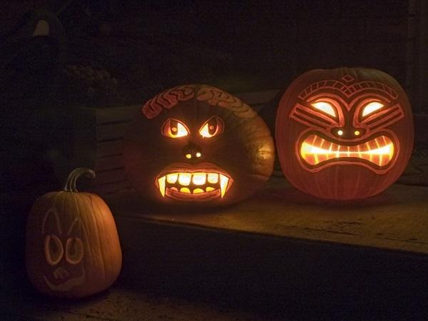 Pumpkin Lanterns design